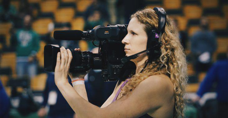 handheld camera op