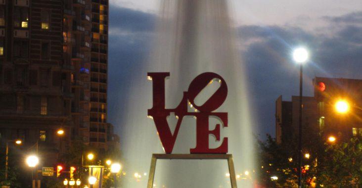 love-statue