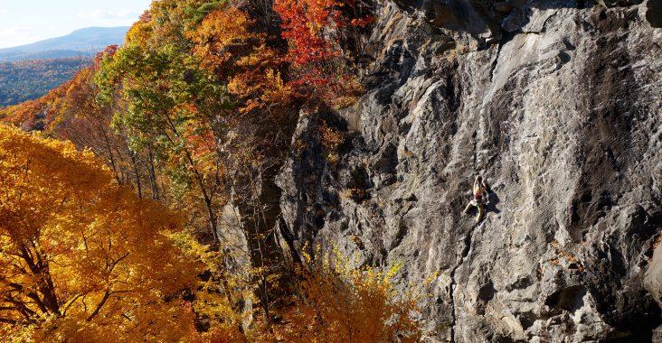 rumney-climbing-fall-foliage