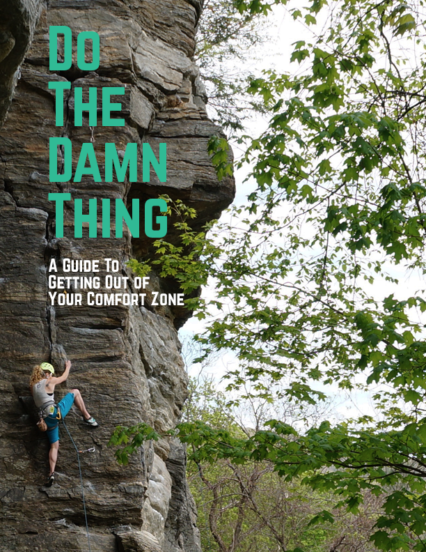 do the damn thing cover